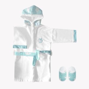 POMME CARAMEL BABY - BIRTH Bathrobes BATHROBE