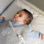 POMME CARAMEL BABY - BIRTH CASUAL CHIC SLEEPING BAG PC-CMG-GN1