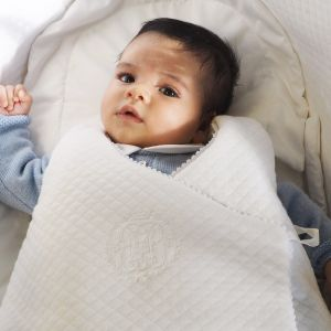 POMME CARAMEL BABY - BIRTH NEIGE SLEEPING BAG PC-CN-GN