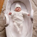 POMME CARAMEL BABY - BIRTH NEIGE Moses basket PC-CN-COUF