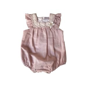 POMME CARAMEL BABY - BIRTH Rompers copy of Barboteuse PC-PAZ-BAR